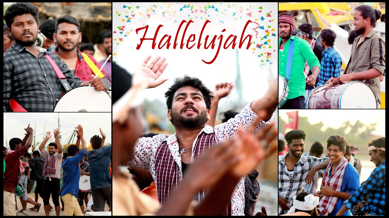 HALLELUJAH - OFFICIAL - ENOSH KUMAR - Prem Joseph - Latest New Telugu Christian songs 2019 - 2020