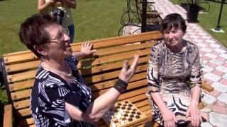 Посещение дом-интерната для престарелых