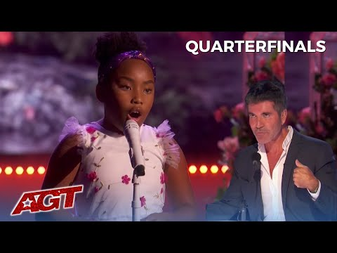 Simon Cowell Makes a HUGE PREDICTION About Victory Brinker!