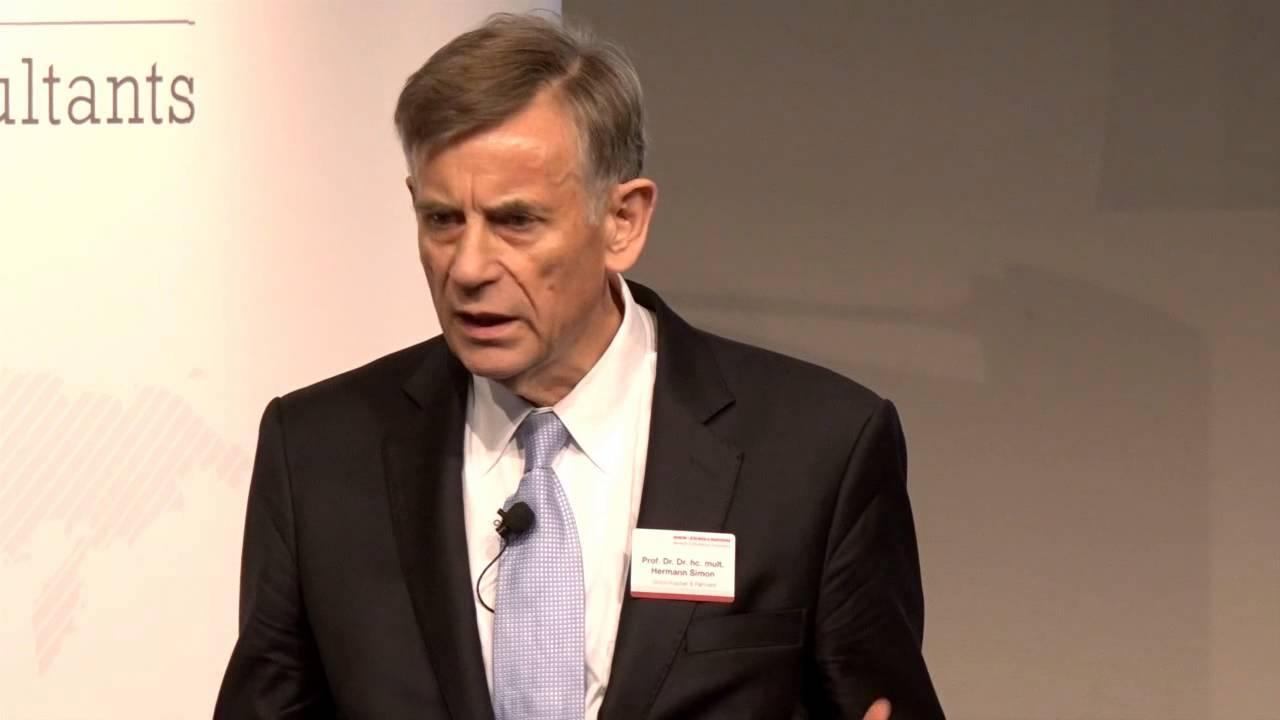 Wachstum Vs Gewinn Hermann Simon Uber Das Weltwachstum In 2030