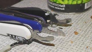 битва открывашек швейцарских ножей Victorinox! Универсальная vs обычная
