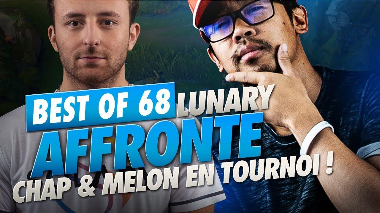 BEST OF SOLARY #68 ► LUNARY AFFRONTE CHAP & MELON EN TOURNOI !