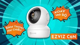 Camera Wifi Ezviz C6N Phát hiện và Nhận diện chuyển động THÔNG MINH
