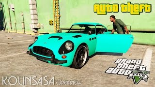 GTA 5 Auto Theft - Угон автомобиля(Скачать модификацию (Download modification): https://github.com/Alan-FGR/Auto-Theft-Mod Обзор модификации Auto Theft для видео игры Grand Theft..., 2015-05-17T09:35:04.000Z)
