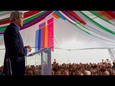 Did Sec. Kerry Mistakenly Call 2 Syrian Rebel Groups Terrorists?