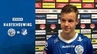 #DBOEIN | Debutant Rik Mulders na FC Den Bosch - FC Eindhoven