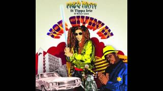 FreQ Nasty Ft. Tippa Irie & Solar Lion - Not Givin