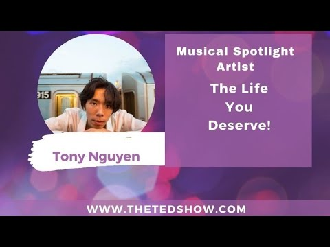 The Ted Show Musical Spotlight Artist Tony Nguyen Youtube