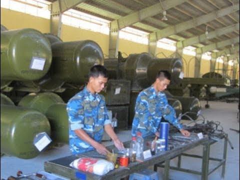 Cách bảo quản tên lửa mới ít biết của Việt Nam