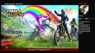 trial fusion  gameplay ita