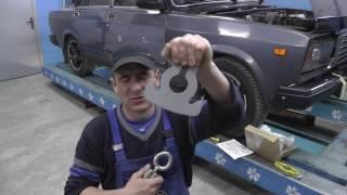 ваз 2107 или как я машину клиенту не смог починить(((