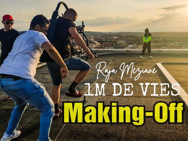 Raja Meziane - #1M2Vies (Making-off)