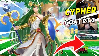 CYPHER GOAT PT 2 | Daily SSB Ultimate Highlights