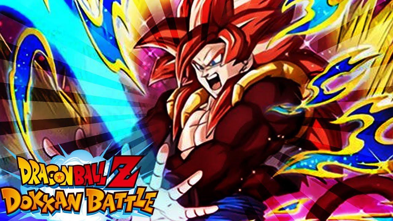 Quit Playing Ssj4 Gogeta Dragon Ball Z Dokkan Battle W