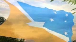 Malvinas himno/*Falklands anthem«played by accordionist Ján Oravec/soundtrack :Larysa Smirnoff»