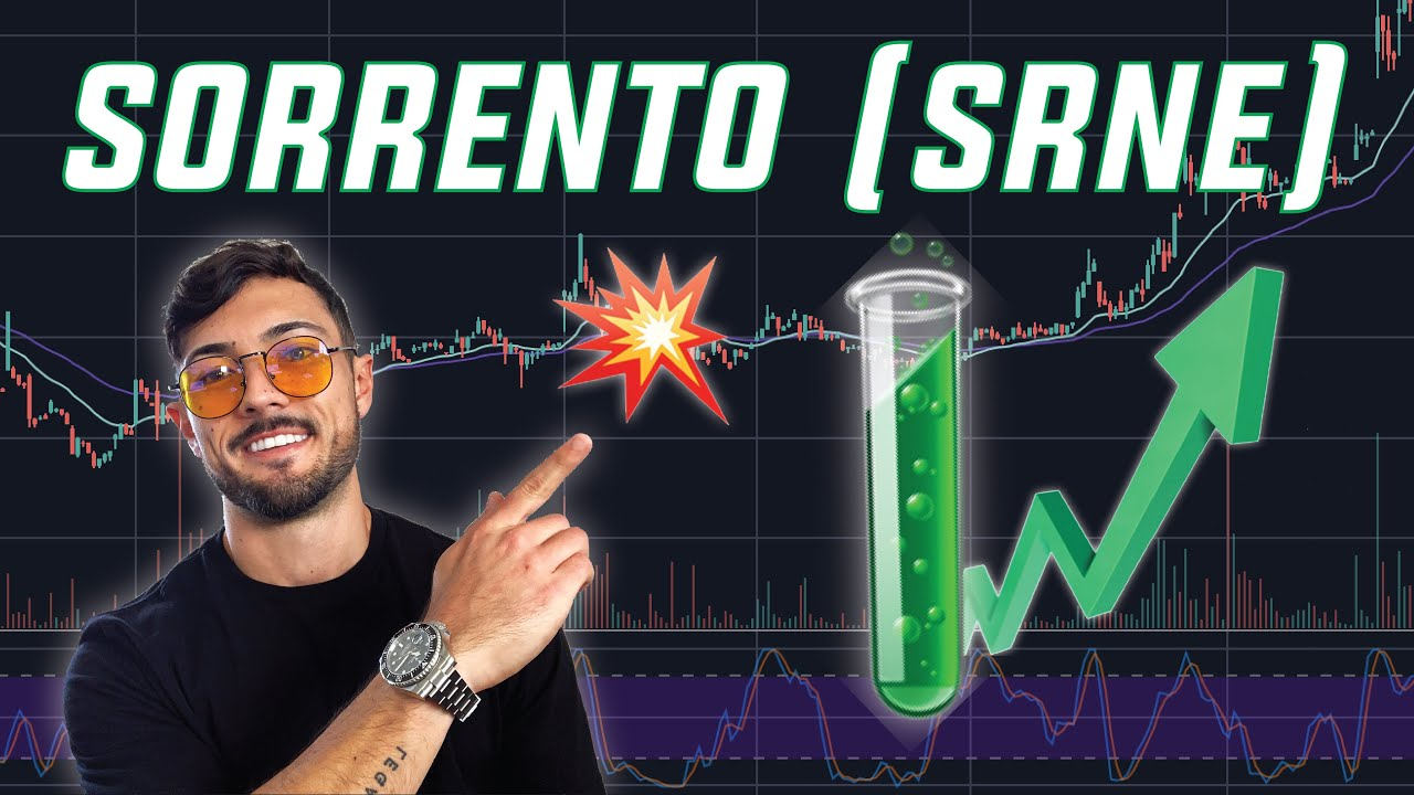 Sorrento (SRNE) Stock is Poppin Off! What's Next?