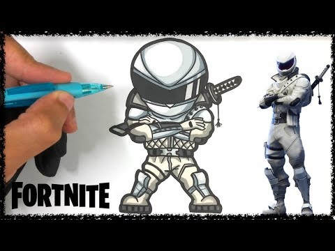 Dessin Fortnite Omega