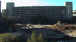 Engineering And Science Building Construction Time Lapse