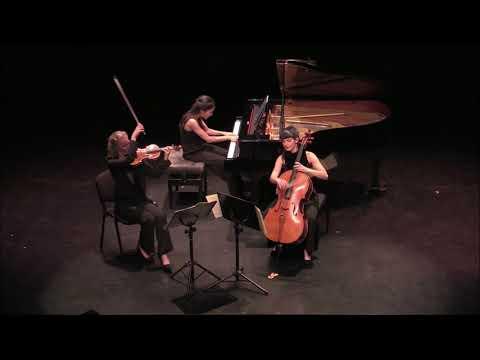 Artem Trio - Haydn, Piano Trio Hob.XV/28 No.44