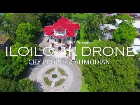 ILOILO 4K DRONE || CITY PROPER & ALIMODIAN