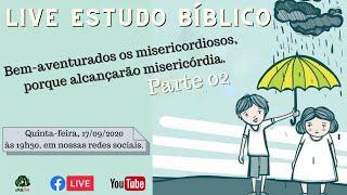???? Live do Estudo Bíblico 17/09/2020