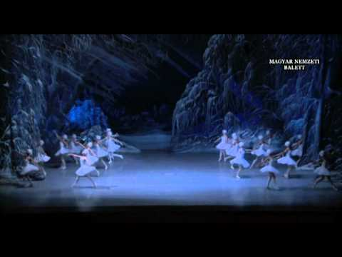 A diótörő - The Nutcracker - Dance of the Snowflakes ( Hungarian National Ballet Company )