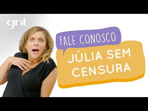 Júlia Rabello Como Você Nunca Viu | #78 | Fale Conosco | Júlia Rabello