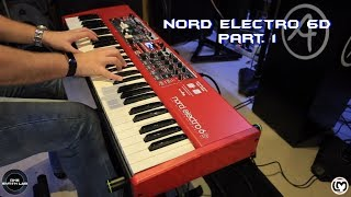 Nord Electro 6D Part. 1