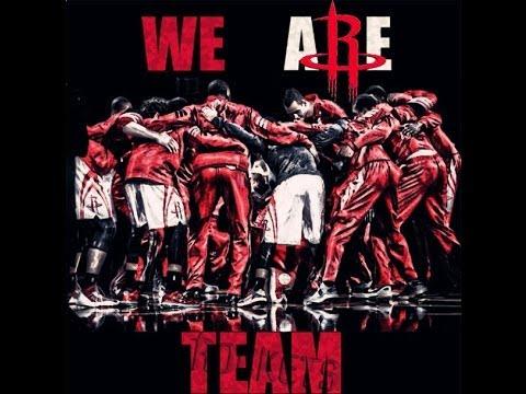 Houston Rockets 2013/14 Mix - Fed Up