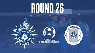 2018 NPL Victoria (Round 26) - Heidelberg United vs Avondale | Highlights | 02.09.2018