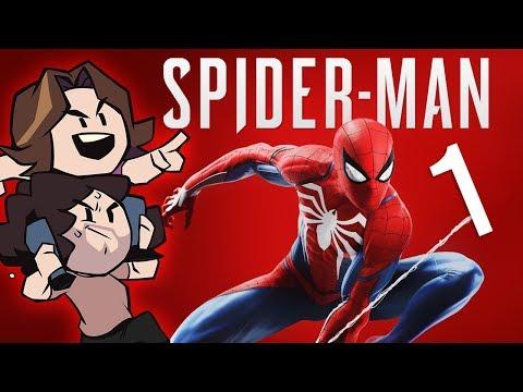 Spider-Man: Swingy Shooty Spidey - PART 1 - Game Grumps