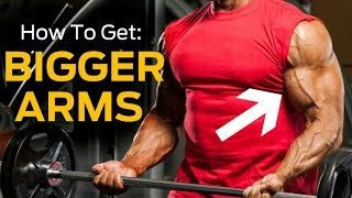 """vuclip Add 1"""" To Your Arms! (Advanced Arm Workout)"""