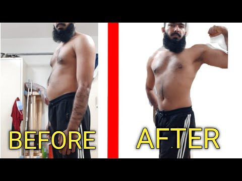 5 easy exercises to Lose Belly fat at home / reduce  weight Fast