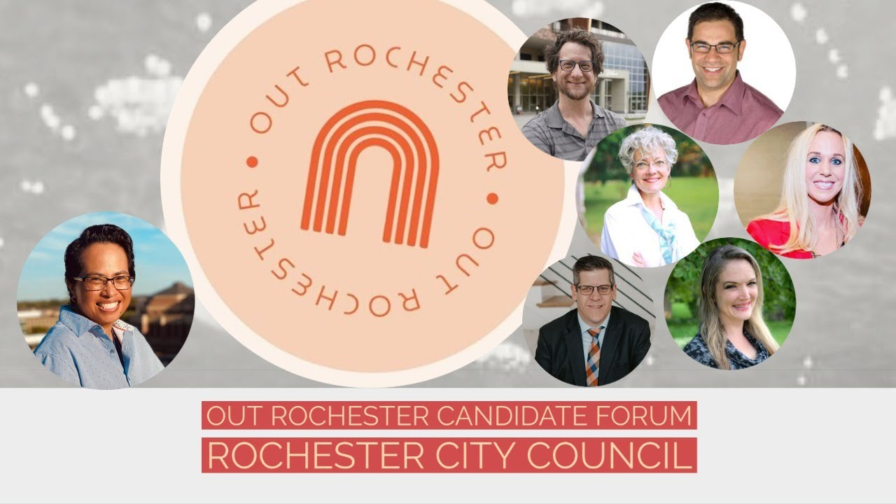 Out Rochester Candidate Forum - City Council Members