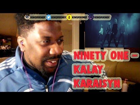 (KAZAKH)Ninety One - Kalay Karaisyn? REACTION!!