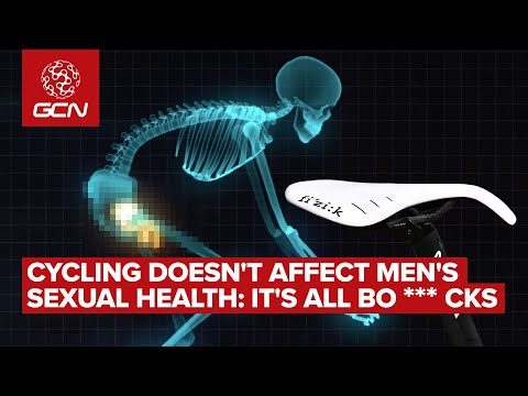 Talking Bo***cks: Cycling Is Not Bad For Men's Health & Here Are The Stats To Prove It