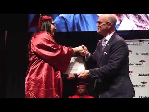 Ombudsman Arizona Charter Schools Phoenix Graduation