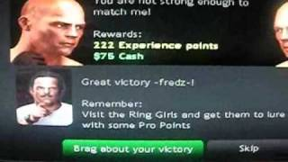 MMA pro fighter game in facebook part 3