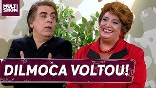 Dilmoca voltou! Tomsonaro recebe a ex-presidenta | Tom Cavalcante | Multi Tom | Humor Multishow Video