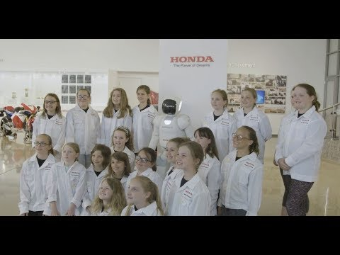 Honda's WIN Group Inspires Engineers of the Future