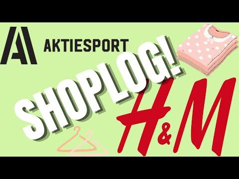 Download SHOPLOG : Aktiesport & H&M