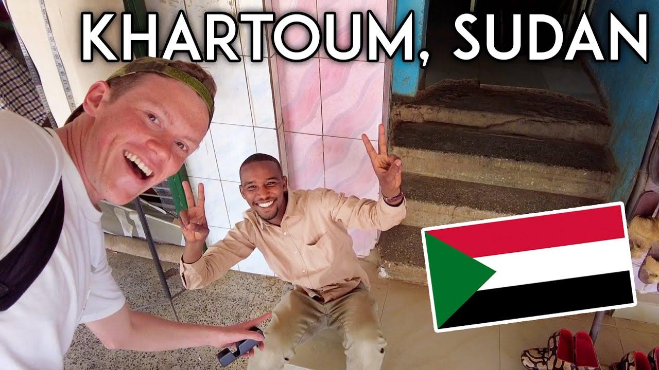 First Impressions of KHARTOUM, SUDAN! Sudan Travel Vlog الخرطوم ، السودان مدونة فيديو
