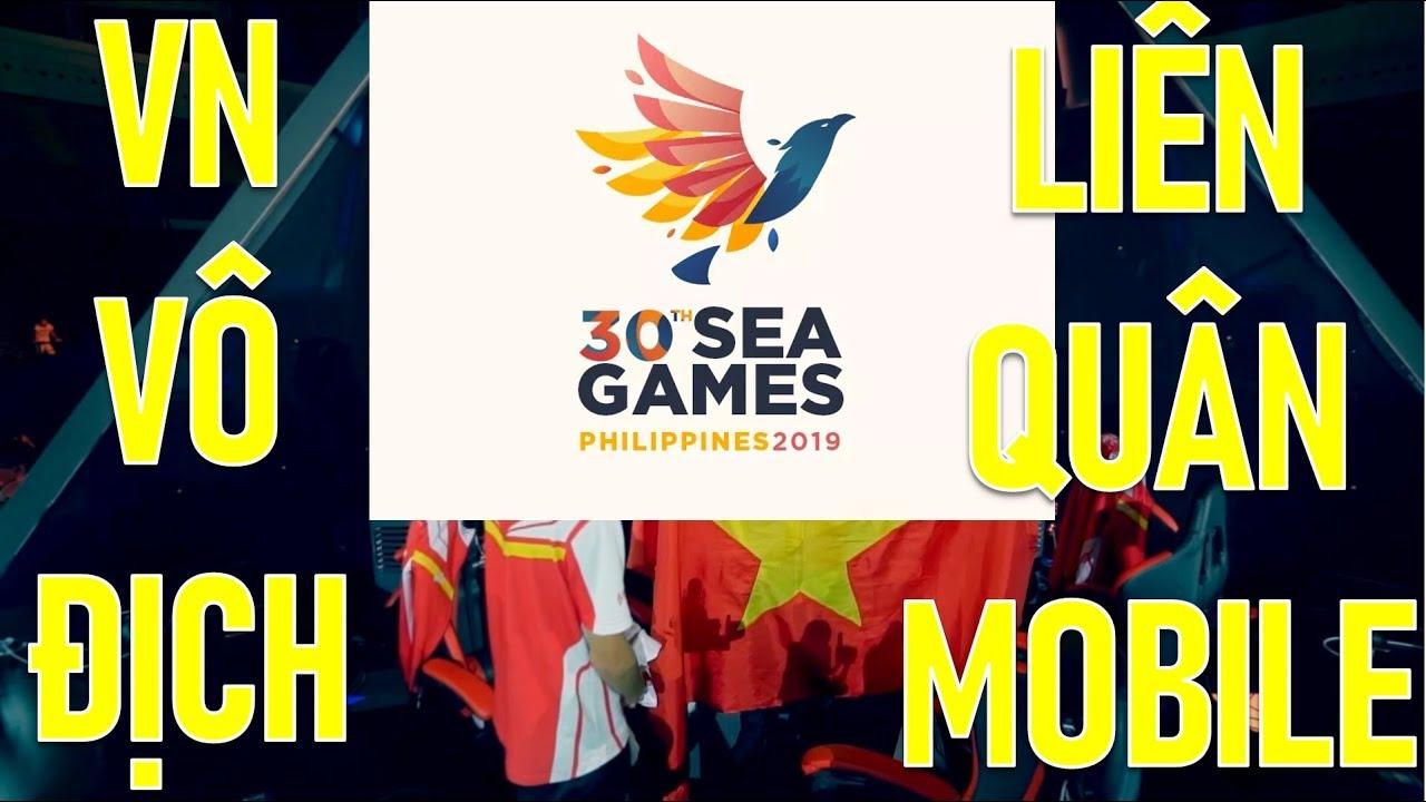 Huy chương vàng Seagame 30 Liên quân mobile đang chờ Việt Nam