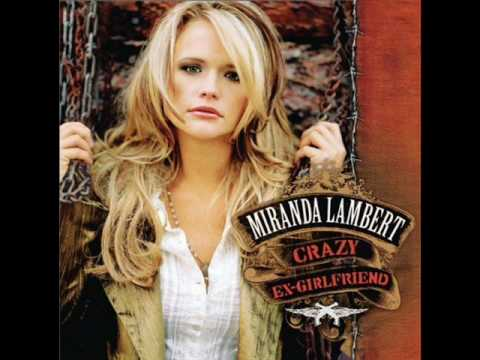 Miranda Lambert - Gunpowder & Lead - Lyrics in Description