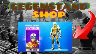 New Venturion Skin | daily SHOP Fortnite Battle Royale