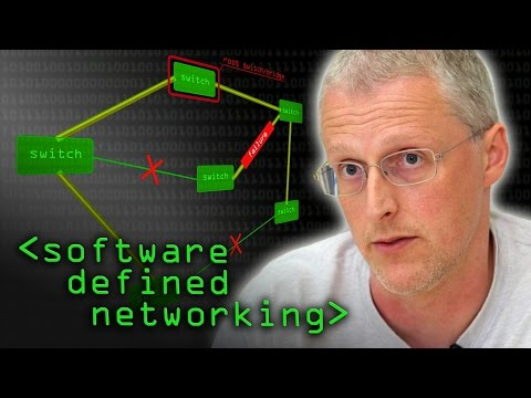 Software Defined Networking – Computerphile