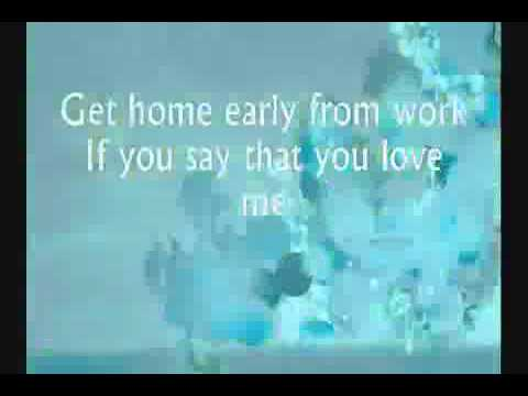 KSM - I Want You To Want Me Lyrics