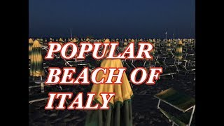 THE MOST POPULAR BEACH OF ITALY