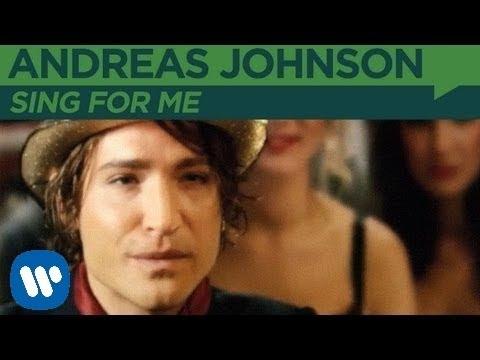Смотреть клип Andreas Johnson - Sing For Me