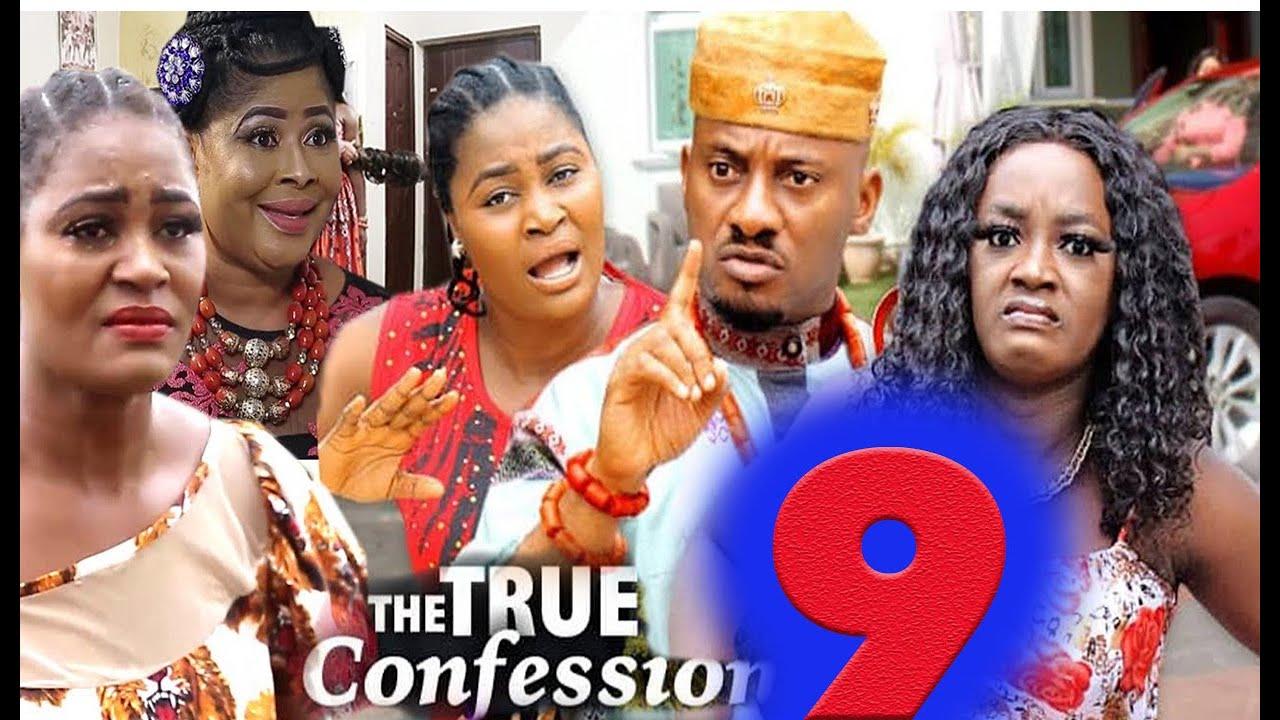 Download THE TRUE CONFESSION SEASON 9 - (New Movie) Yul Edochie 2020 Latest Nigerian Nollywood Movie Full HD